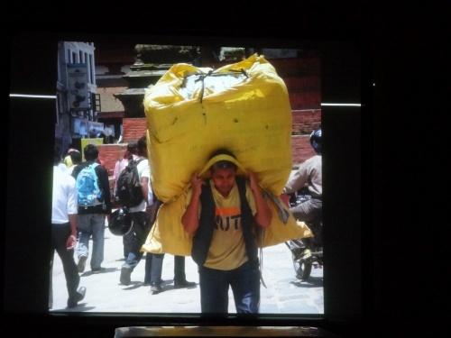 """""""Couleurs du Népal"""", une conférence à Villaines en Duesmois, au profit du Téléthon..."""