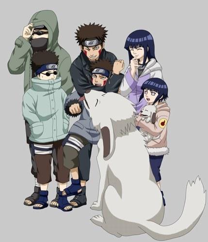 équipe 8