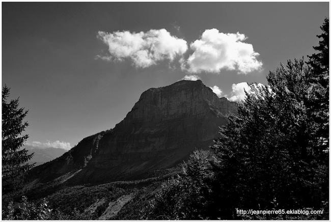 2013.08.22 Col du Granier (Isère - Rhône-Alpes)