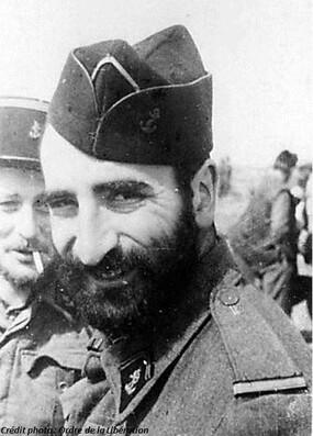 * Fin septembre 1944 : début de la Campagne des Vosges