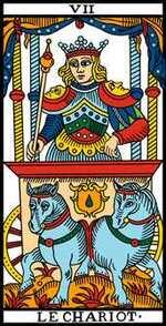 Tarot, jeu d'astrologie tropicale