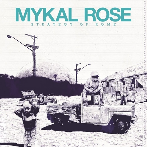 Mykal Rose - Strategy of Rome (2017) [Reggae]