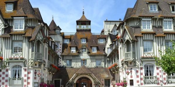 Normandie deauville hotel normandy baviere