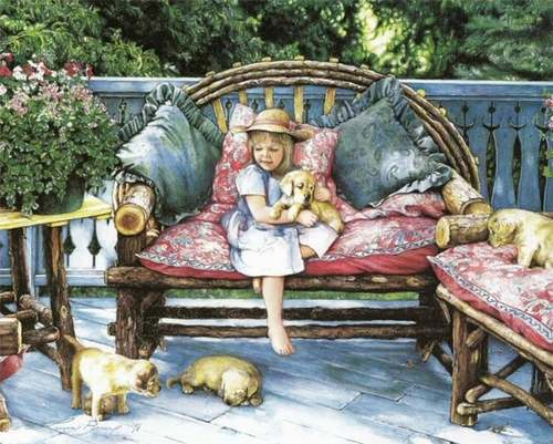 """"""" Peinture de Laura BERRY """""""