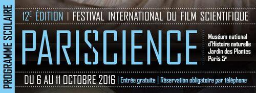 Pariscience 2016