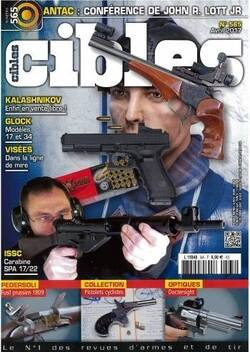 Magazine Cibles N° 565 d'avril 2017