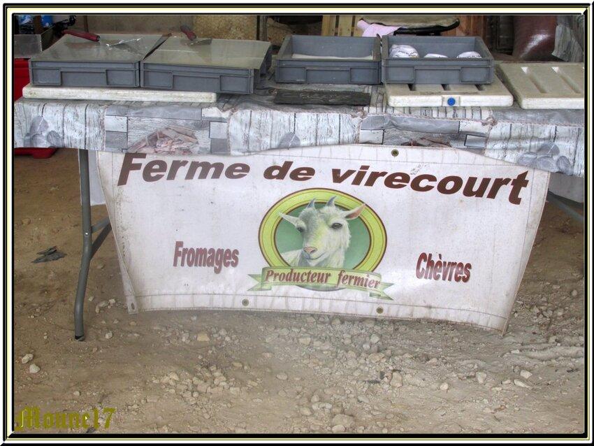 Marché fermier et battages à l'ancienne à Trizay (17)