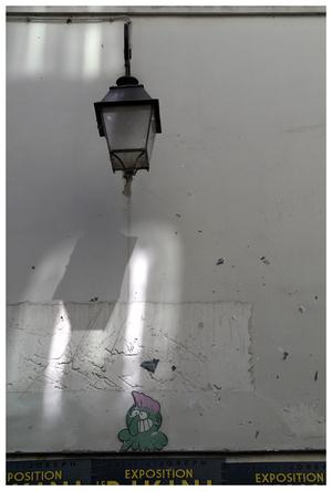 Sortir de l'ombre…