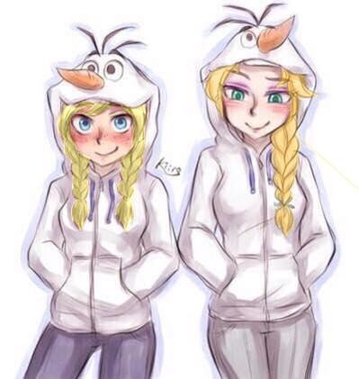 Team Olaf