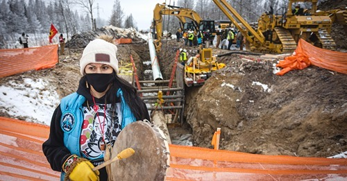 Tribes Defend Minnesota Waterways From Dangerous Line 3 Pipeline