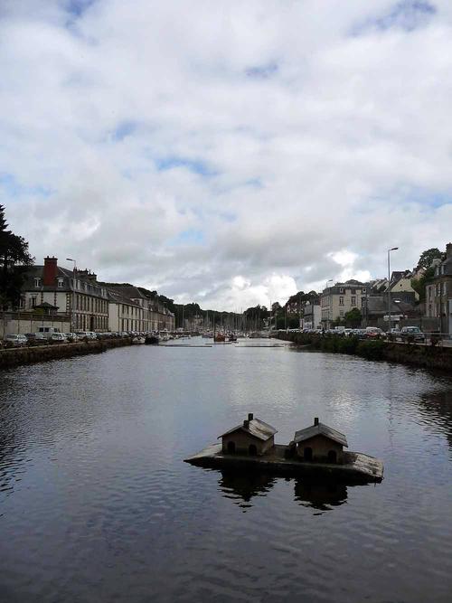 Il était une fois un voyage 2010 - Morlaix - Saint Pol de Léon - Roscoff