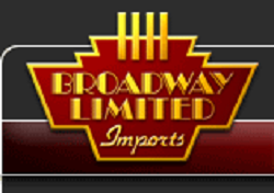 Broadway Limited Imports Website