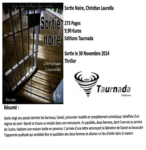 Sortie noire, Christian Laurella