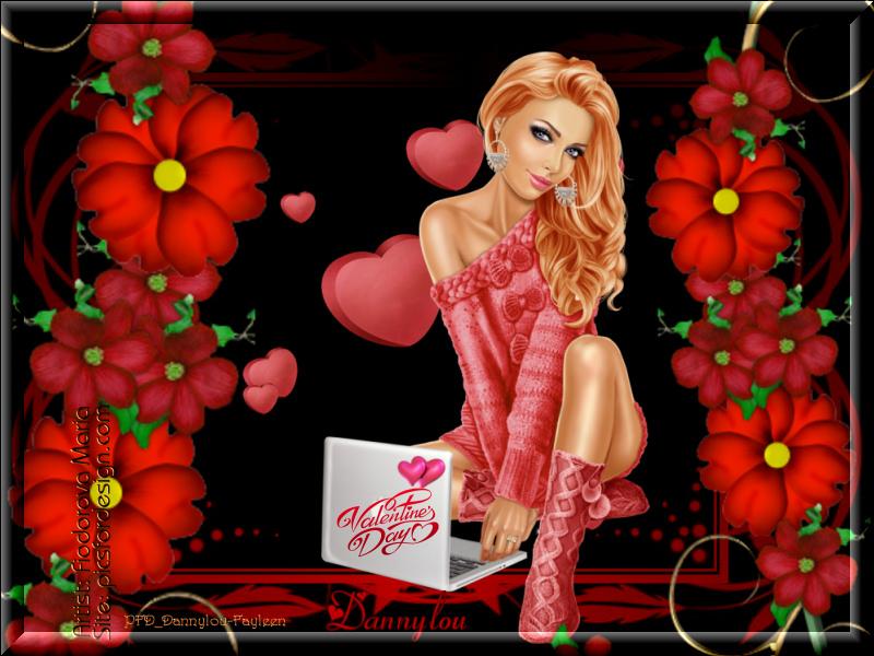 St Valentin...approche !