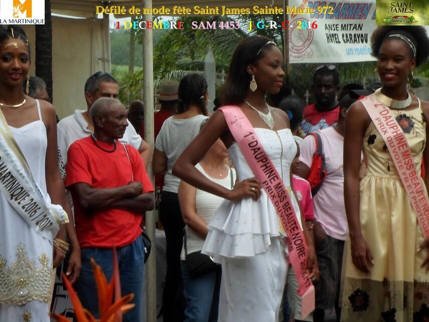 VACANCES MARTINIQUE Décemb 2016: Fête Saint James 4/4 Sainte Marie    D   28/09/2017
