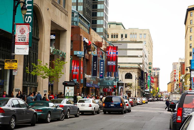 Montreal touristiques