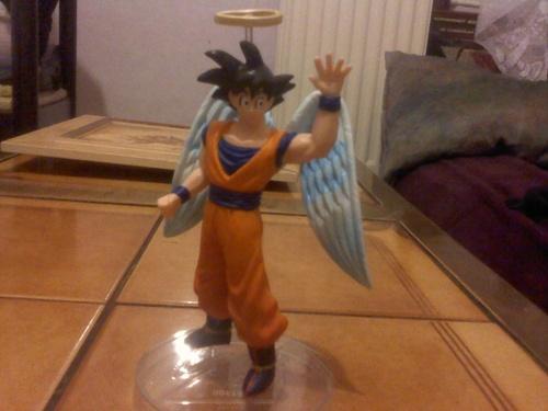 Ma Nouvelle Figurine de Sangoku
