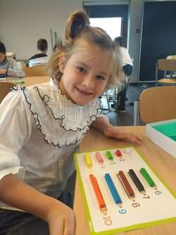 -Ateliers mathématiques de la 1ère à la 6ème primaire