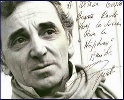 Monsieur Aznavour