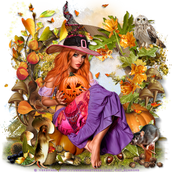 "Tutoriel ""Joy of Autumn"" de Josie psp"