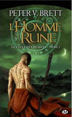 Extraits du roman {L'homme-rune}