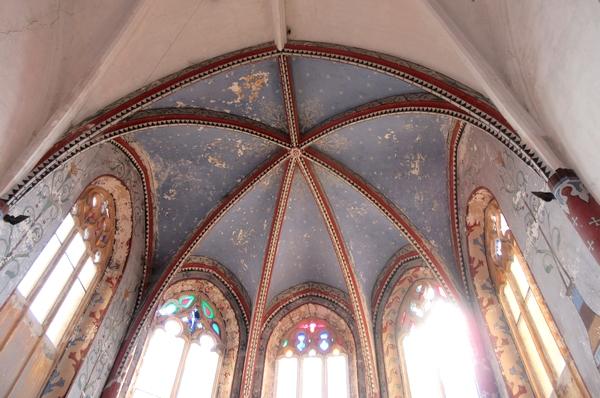 L'église Saint-Martin de Bouix
