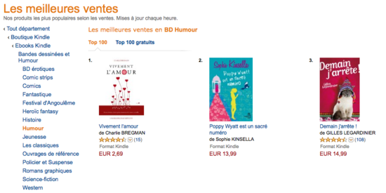 Vivement l'amour n°1 Humour amazon