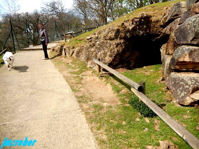 Limoges: Une balade sans sortir de la ville, dans un espace vers traversé …..1/2