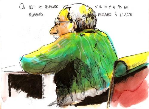 Correctionnelle 20/09/2012