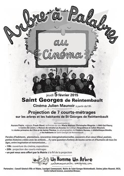 Film à St Georges