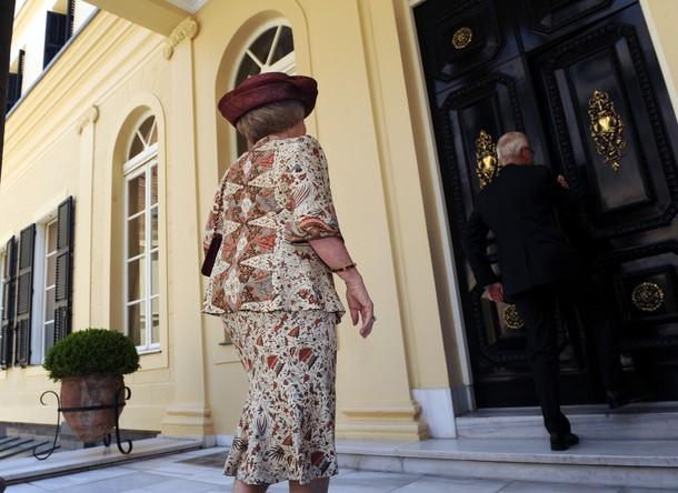 Beatrix à Istanbul