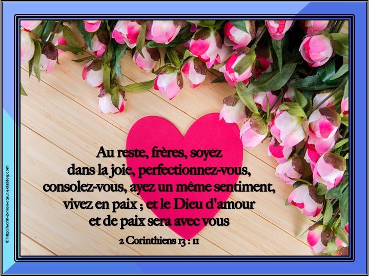 Ronde Versets du coeur 242