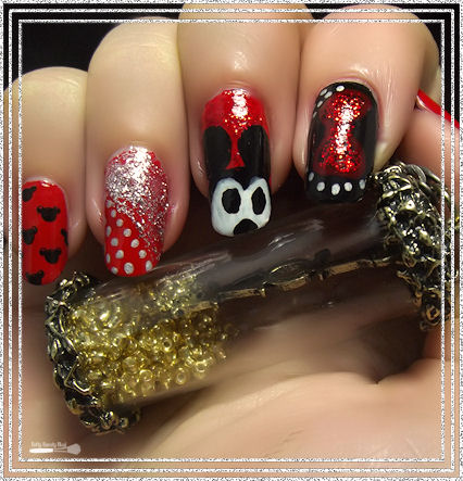 Nailstorming Disney (la récup)