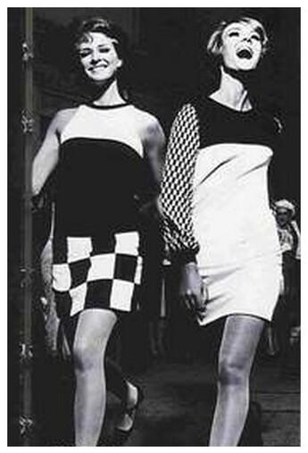 La mini-jupe - 1962