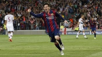Messi débloque la demie