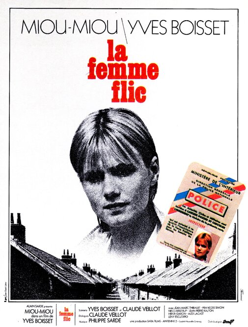 LA FEMME FLIC BOX OFFICE FRANCE 1980