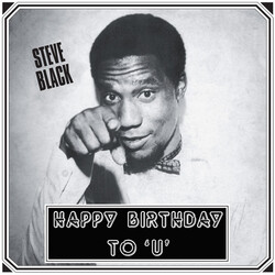 Steve Black - Happy Birthday To 'U' - Complete LP