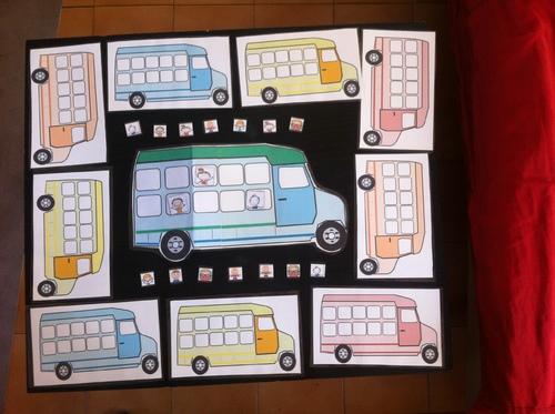 MHM CP : Jeux du bus et de la marchande