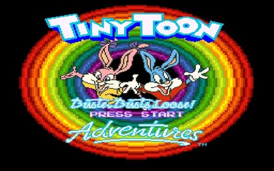 Tiny Toons Adventure ss