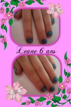 LEANE 6 ANS