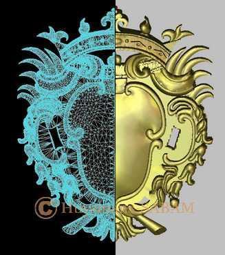 sculpture numérique: rendu de la modélisation - Arts et sculpture: sculpteur infographiste