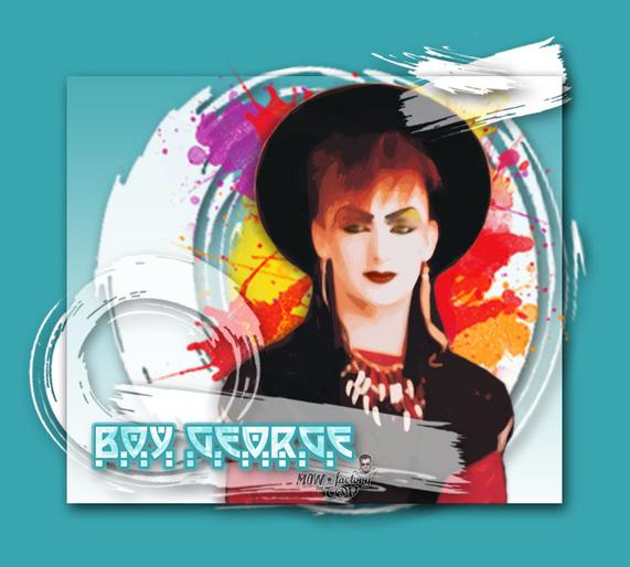 BOY GEORGE - 1980