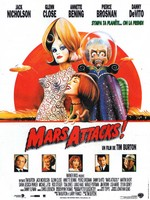 Mars Attacks! affiche