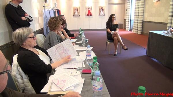 Quelques images du casting de Miss Côte d'Or par Pierre Magès....