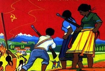 envencible guerra populara 3 montanas