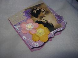 Une carte de Vylsie.....et une carte boite....