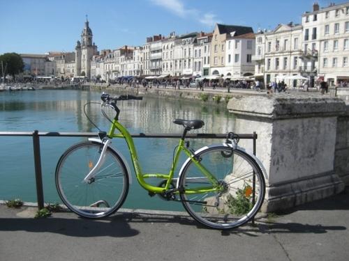 La Rochelle: fini les voitures dans le vieux port