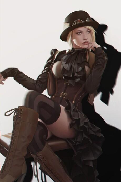 Steampunk [Lolita]~