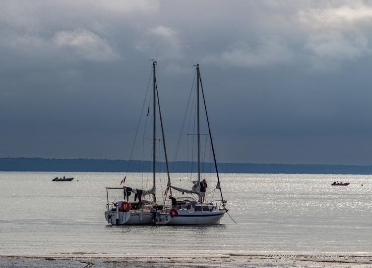 Bretagne : Erquy, côté océan