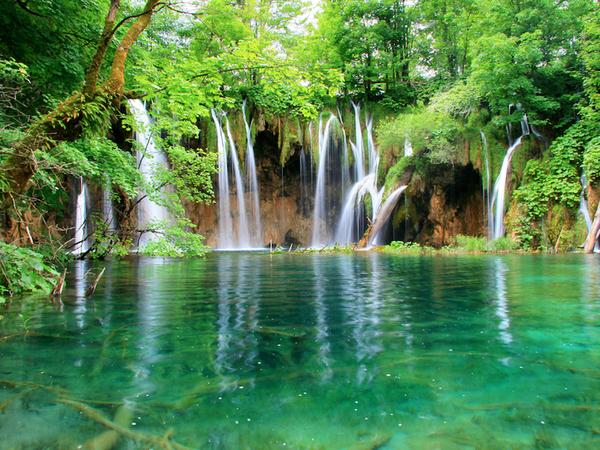 Parc National de Plitvice, Croatie
